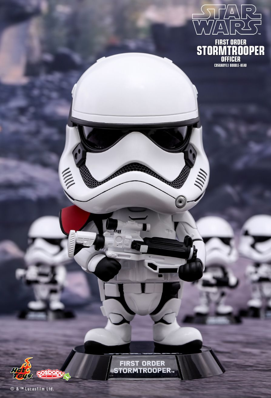 Hot Toys COSB290 STAR WARS: THE FORCE AWAKENS - STORMTROOPER (L)