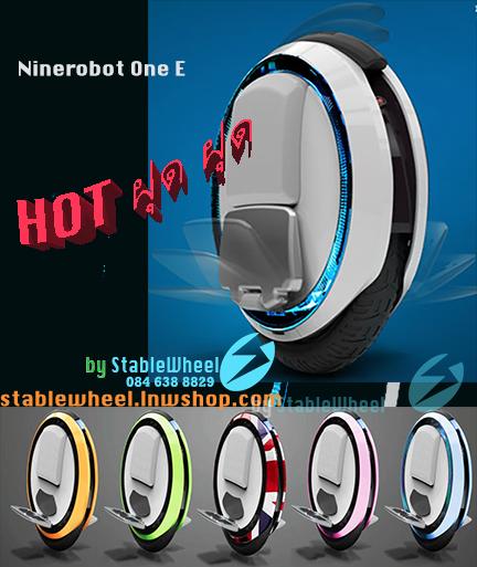 ล้อเดียว Ninebot One All