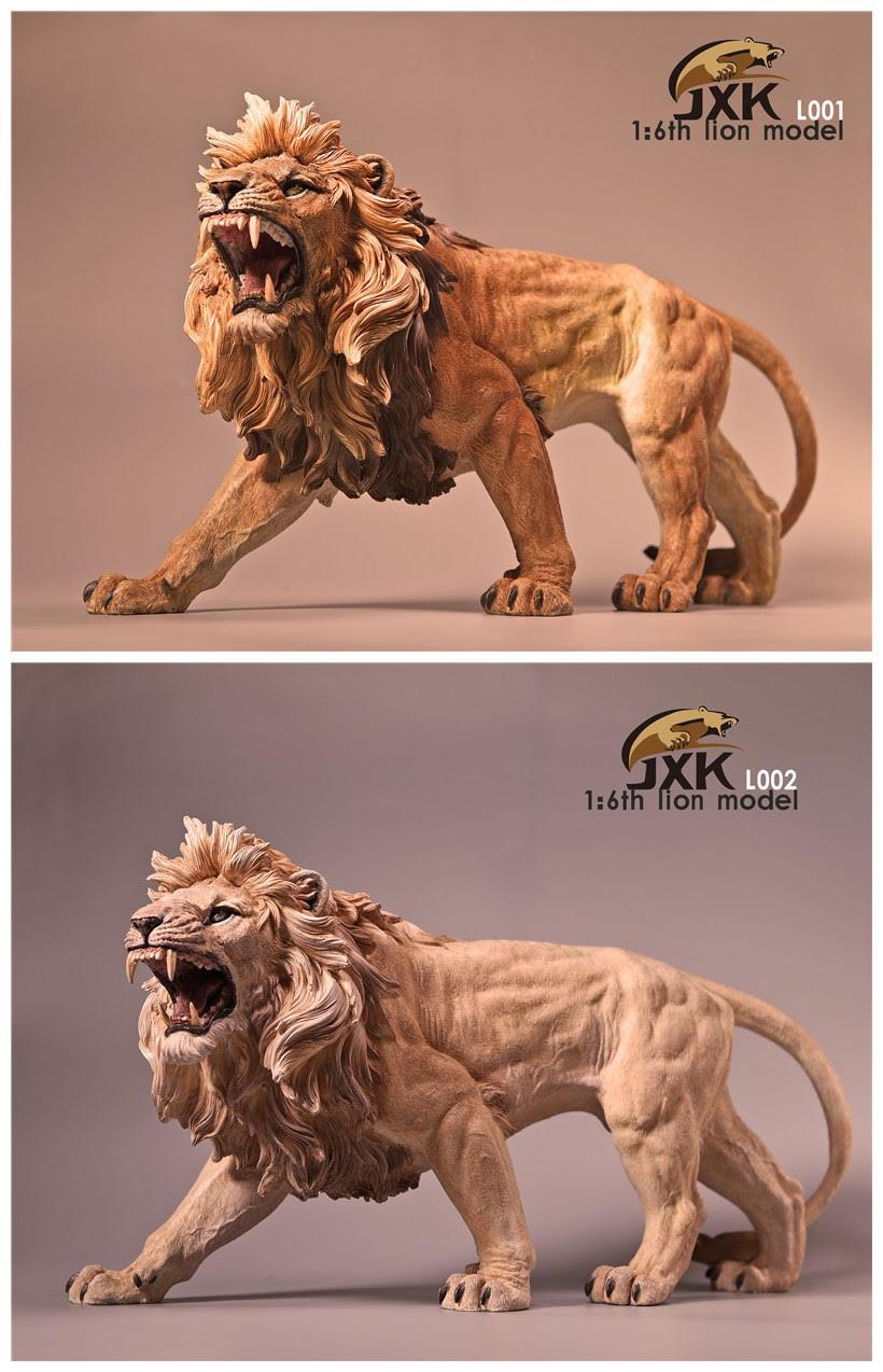 JxK.Studio JxK002 1/6 African Lion figure
