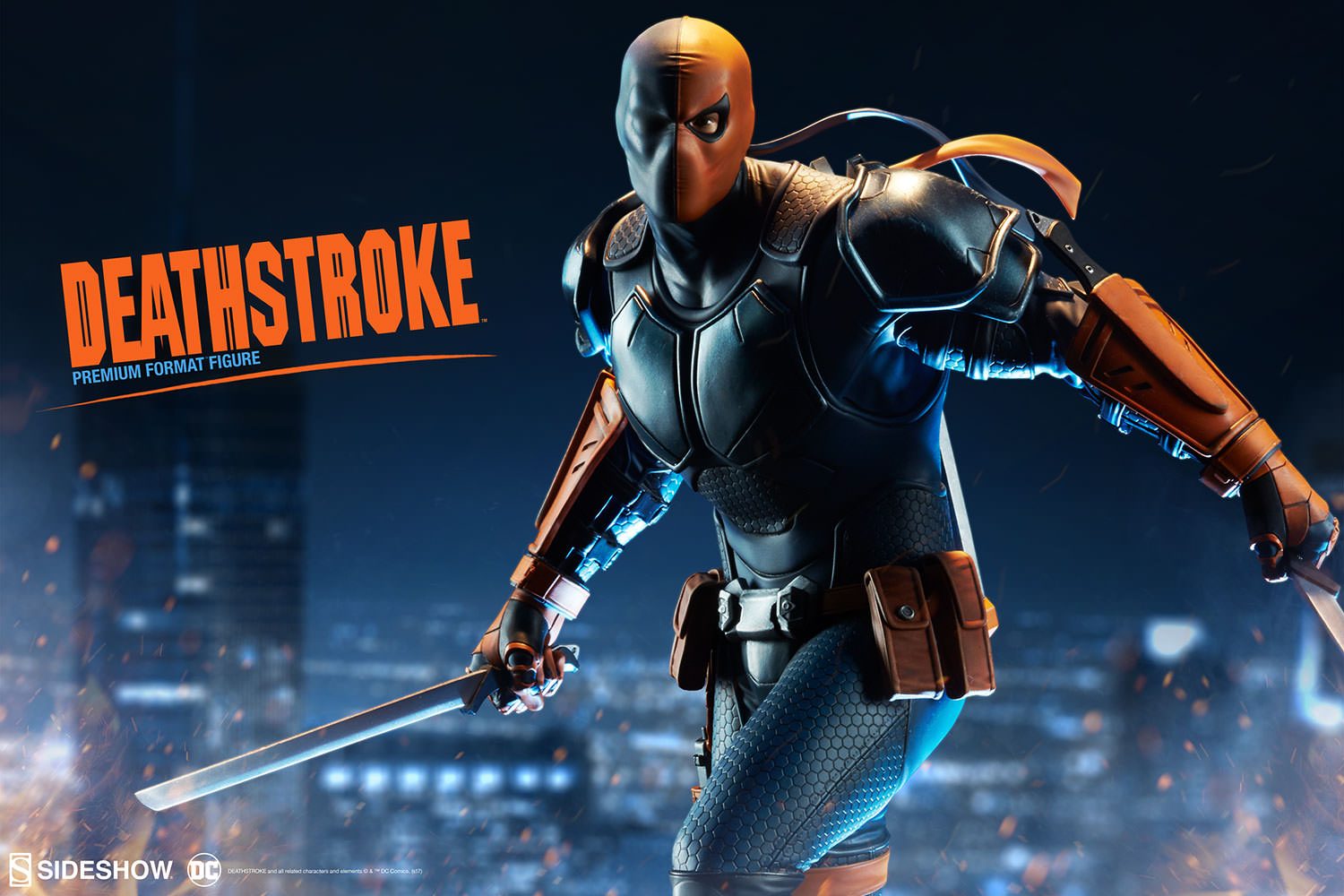 Deathstroke - Premium Format™ Figure by Sideshow Collectibles