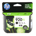 ตลับหมึกแท้ HP920XL Black ใช้กับ HP Officejet 6000 / 6500/ 7000 Series