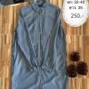 หมดค่ะ S101 เดรสยีนส์ Uniqlo ผ้าเนื้อดี ใส่สบายๆค่ะ (มือ2 สภาพดี)