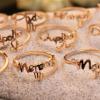 แหวนราศีเสริมดวง