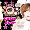 Cutei Star-Brown