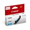ตลับหมึกแท้ Canon 771 C สีฟ้า ราคา 530 บาท