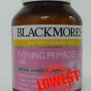 Blackmores Evening Primrose Oil (EPO) 1000 mg แบลคมอร์ส อีฟนิ่งพริมโรส ออยล์ ถูกสุด ส่งฟรี