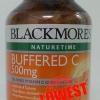 Blackmores Buffered C 500 mg.แบลคมอร์ส บัฟเฟอร์ ซี 200 เม็ด ถูกสุด ส่งฟรี