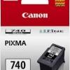ตลับหมึกแท้ Canon PG-740 หมึกดำ ราคา 520 บาท