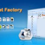 Format Factory (โปรแกรมแปลงไฟล์ หนัง วีดีโอ รูปภาพ เพลง)