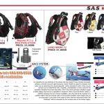 SAS BCD สีสันสดใส