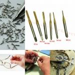 SC03 ชุดต๊าป Micro Tab สำหรับงาน ซ่อมนาฬิกา แว่นตา หรืองานเครื่องจักรขนาดเล้ก M0.8-M2