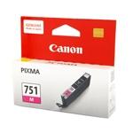 ตลับหมึกแท้ Canon 751 สีแดง Magenta ราคา 540 บาท