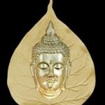 พระมองตาม ศิลปะหินทราย หน้าพระกลาง พระหันหน้าได้ ทรายสีทอง ไม่กรอบ คุ้มครอง ขนาด Size 33x44x6 cm. Price ราคา 4,200 บาท.