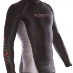 Sharkskin Men's Chillproof Long Sleeve Shirt Wetsuit