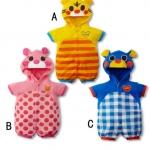 Pre-order ชุดเด็กเล็ก /แพ็คละ 9 ชุด /คละสี