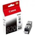 ตลับหมึกแท้ Canon 820 สีดำ Black ราคา 550 บาท
