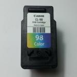 ขายตลับหมึกเปล่า Canon 98 Canon E500 E600 E510 E610