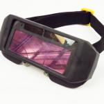 EG02 แว่นตาเชื่อมปรับแสงอัติโนมัติ แบบสวม เบา สบาย ใส่ง่าย ไม่ปวดตา