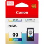 ตลับหมึกแท้ Canon 99 หมึกสี Color ราคา 500 บาท