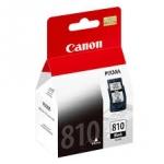Canon 810 Black ตลับ-หมึก-แท้ สีด ราคา 600 ฿
