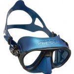 Cressi calibro Mask สีน้ำเงิน