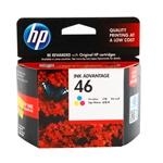 ตลับหมึกแท้ HP46 Color