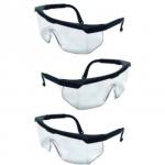 GP01 แว่นตากันสะเก็ด ป้องกันดวงตา ปรับระยะขาแว่นได้