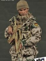 MC TOYS MC M-011D KSK Germany's special Forces Kommando Spezialkraft