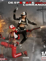 09/06/2018 Fire Girl Toys FG056 1/6 Desperate Commando Suit First Season