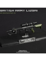 Easy & Simple BRITISH ARMY L129A1 SNIPER OD
