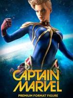Sideshow - Captain Marvel Premium Format™
