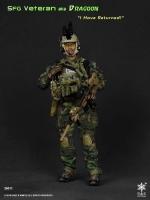 Easy&Simple 26011 Army SFG Veteran Aka Dragoon