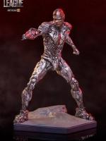 29/11/2017 IRON STUDIOS Cyborg Art Scale 1/10 - Justice League