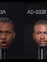 24/08/2018 Advance toys AD-033 1/6 Iverson Headsculpt