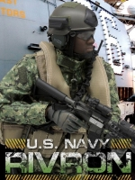 VERYHOT NO:1032 U.S. NAVY RIVRON