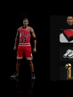 The One ST-002 1/6 Scottie Pippen