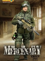 VERYHOT NO:1020-G Mercenary-Green