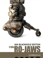 ThreeA 2000AD abc warriors Ro-Jaws Blackhole Edition