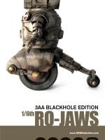 ThreeA 2000AD abc warriors Ro-Jaws Blackhole Edition