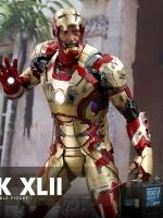 Hot Toys QS007 Iron Man 3 - 1/4th scale Mark XLII