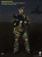 Easy&Simple 26015 MARSOC MSOT Lightweight Machine Gunner