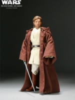 SIDESHOW STAR WARS - Order Of The Jedi: GENERAL OBI-WAN KENOBI JEDI MASTER