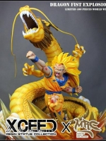 XCEED 1/4 RESIN STATUE COLLECTIBLE - DRAGON FIST GOKU