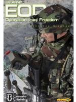 VERYHOT NO:1024 US Army EOD Operation IRAQI Freedom