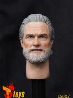 T-toys LS002 1/6 Male headsculpt