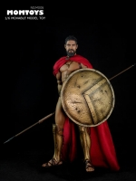 MOMTOYS M006 - 1/6 Ancient Greek warrior (Wolf)