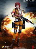 VERYCOOL VC-TJ-04 Wefire Of Tencent Game Fourth Bomb: Female Mercenary - Heart King