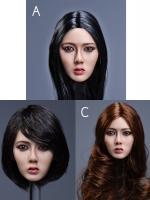 05/12/2017 YMTOYS YMT001 1/6 Asian beauty headsculpt show