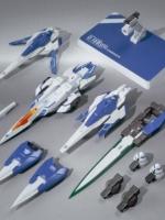 BANDAI METAL BUILD - GNR-010 O RAISER+GN SWORD III