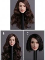 02/11/2017 GACTOYS GC008 1/6 Asian beauty Headsculpt